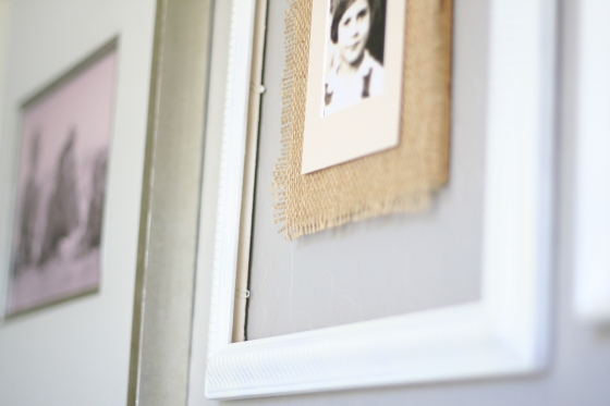 Think outside the frame | Sawdust and Paint
